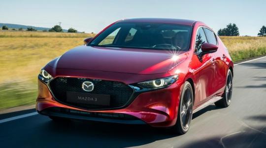 Mazda3 hatchback – samochód kompaktowy do miasta dla Ciebie